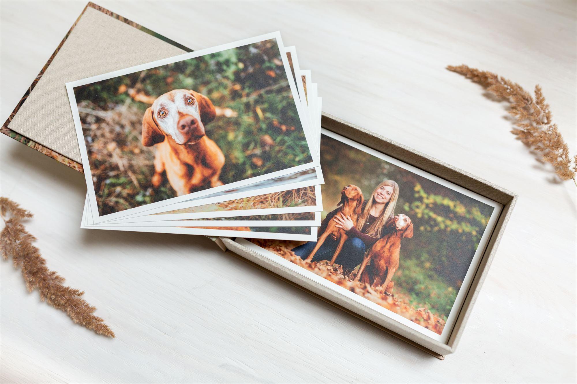 Fotobox-Hundefotografie-Fotoprodukte