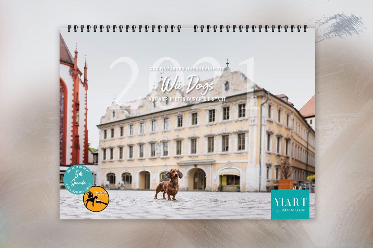 Wü-Dogs-Hunde-Kalender-2021-Würzburg-Hundekalender-Cover-Yasemin-Ikibas